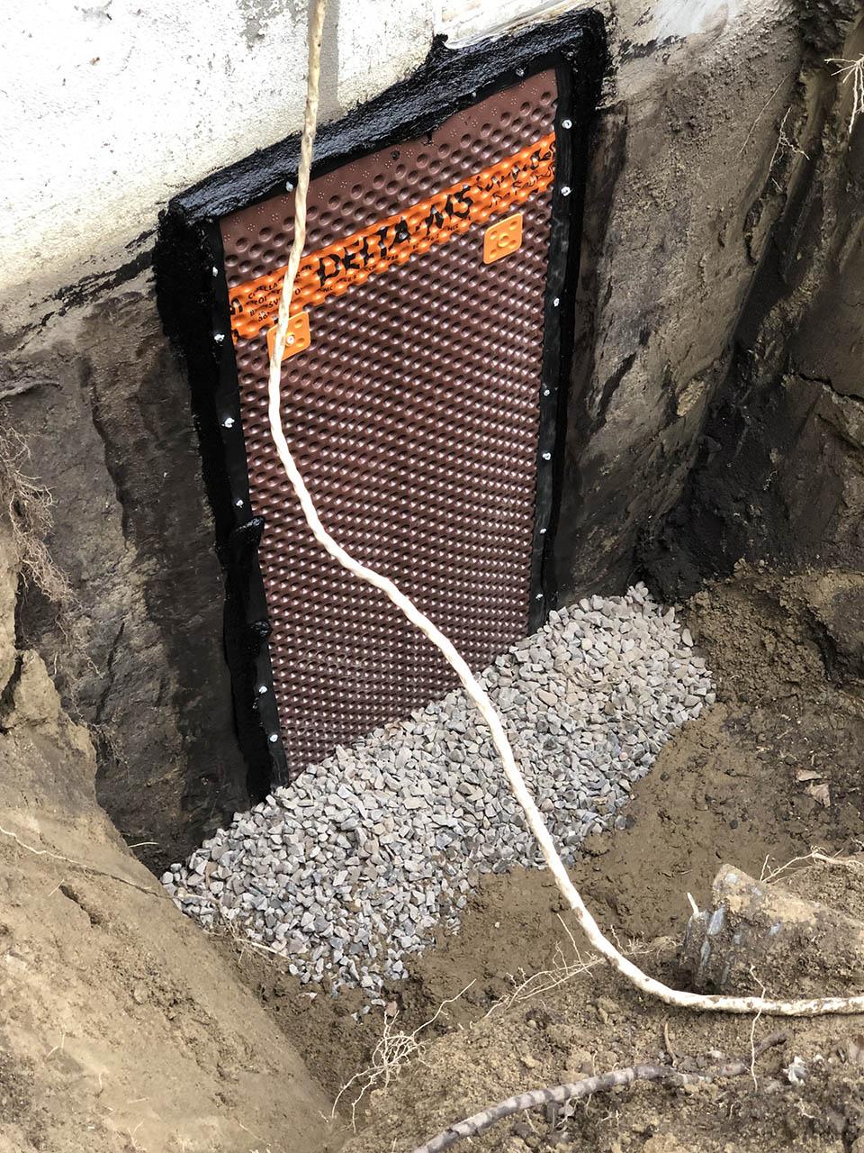 Réparation de fissures de fondations à Joliette - Imperméabilisation LL à Joliette