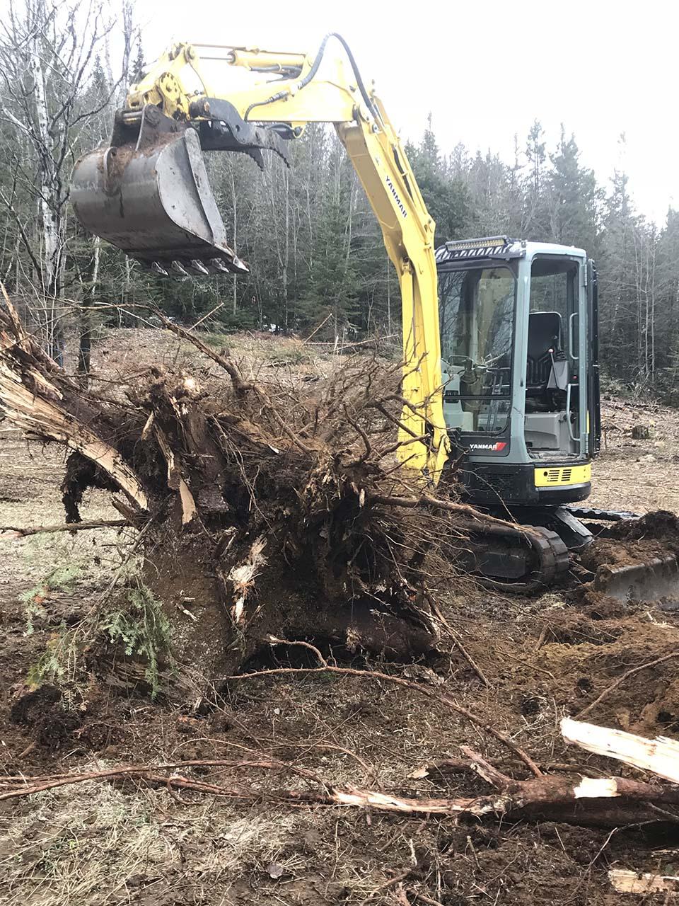 Service de mini excavation à Joliette - Imperméabilisation LL à St-Alphonse-Rodriguez